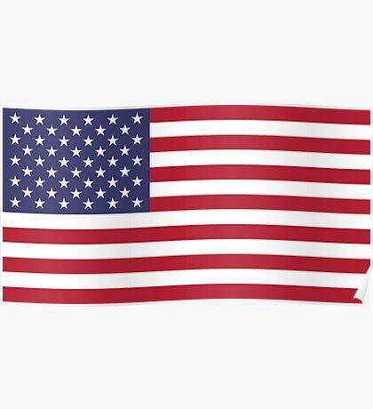 United States of America - Standard Poster