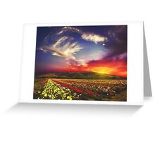 Flowers Forever Greeting Card