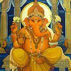 Baby Ganesh by Ava McNamee