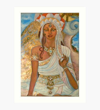 Chiti Shakti Art Print