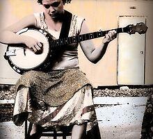 Banjo by Laura Schneider