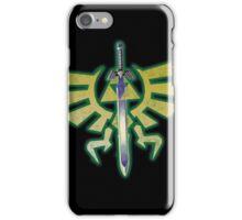 The legend of zelda Triforce iPhone Case/Skin