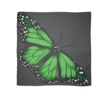 Butterfly Scarf - green Scarf