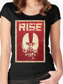 Rise Women's Fitted Scoop T-Shirt