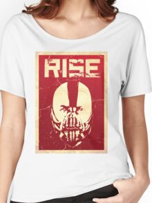 Rise Women's Relaxed Fit T-Shirt