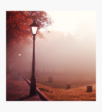 That Autumn Feeling Photographic Print