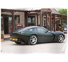 TVR Typhon Poster