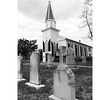 St. Mary of Sorrows Church in Fairfax, VA Photographic Print