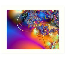 Zon New World Art Print