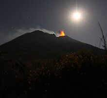Stromboli by Sylvain Crelier
