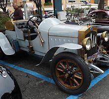 Veteran car: Itala 1916  (Santa Margherita, cars exibition) by presbi