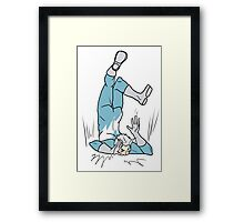 Speedsters Trip Too Framed Print