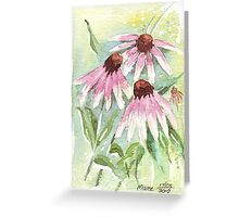Daisies for healing Greeting Card
