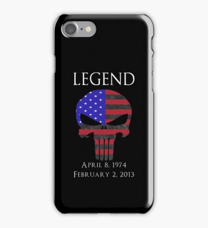 RIP Chris Kyle iPhone Case/Skin
