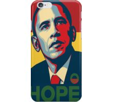 President Obama Hope Weed iPhone Case/Skin