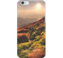 Ten Thousand Miles From Anywhere iPhone Case/Skin