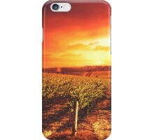 Tuscan Vineyard iPhone Case/Skin