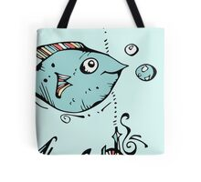 Fish For Gary Tote Bag