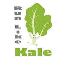 Run Like Kale by Eggtooth