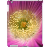 Life is a flower iPad Case/Skin
