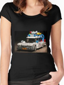 BaddyCaddy Women's Fitted Scoop T-Shirt