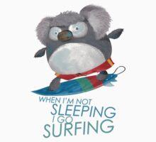 Surfing Koala T-Shirt