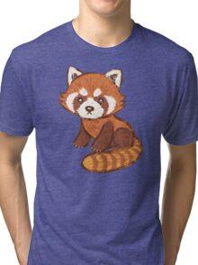 Red Panda Tri-blend T-Shirt