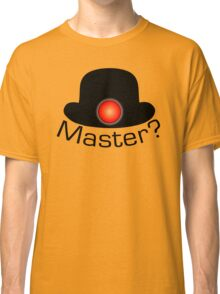 Bowler Hat Army Classic T-Shirt