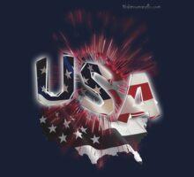 USA by Alexandr Grichenko
