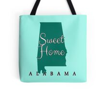 Alabama Sweet Home Alabama Tote Bag