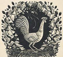 Cockerel by resetcorp