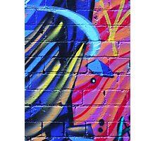 Melbourne - Street Art in Hosier Lane Photographic Print