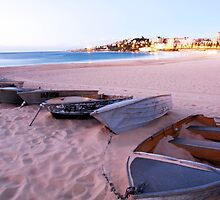 Coogee Dinghies by Jennifer  Jamie