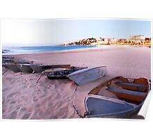 Coogee Dinghies Poster