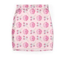 Sakura Cherry Blossoms Mini Skirt
