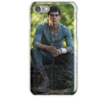 Dylan O'brian iPhone Case/Skin