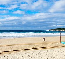 Maroubra by Jennifer  Jamie
