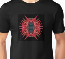 THE FIRE FLOWER Unisex T-Shirt