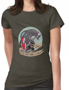 Legion  Womens Fitted T-Shirt