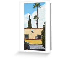 Fourth St. Greeting Card