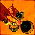 Still life with Golden Guinea Vine by andreisky