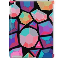 Gemstone Pattern Version One iPad Case/Skin