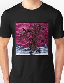 Lone Oak Tree Unisex T-Shirt