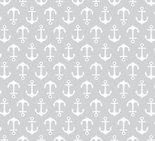 Anchors Aweigh - gray by daisy-beatrice
