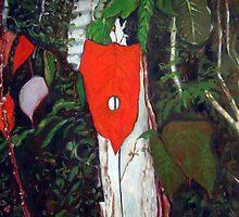 Red Leaf by Lorry666