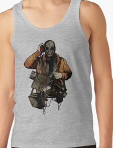 The Listener Tank Top