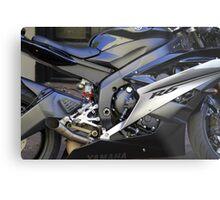 Yamaha R6 Metal Print