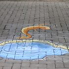 Pavement Art by Samantha Pack