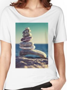 rock energy Women's Relaxed Fit T-Shirt