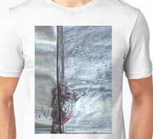 Water drops abstract 3 Unisex T-Shirt